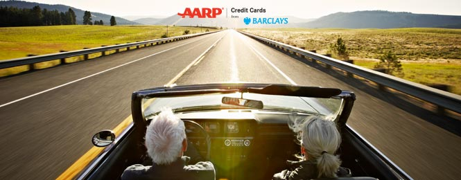 The NEW AARP(Registered Trademark)Travel Rewards Mastercard(Registered Trademark) from Barclays