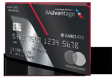 AAdvantage® Aviator® World Elite Business Mastercard® Barclays