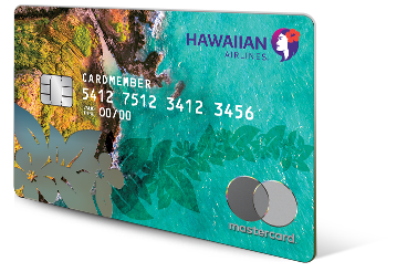 Apply for the Hawaiian Airlines® World Elite Mastercard®