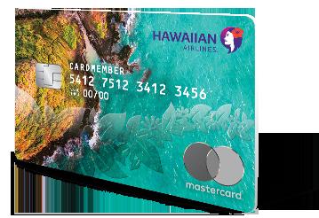 Hawaiian Airlines® World Elite Mastercard® Barclays US Barclays US