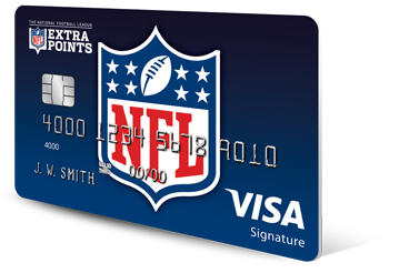 Welcome to barclays us nfl extra points credit card reheart Images
