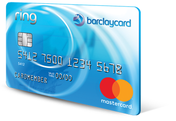 Image of the Barclaycard Ring Mastercard card