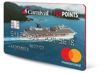 Carnival(Registered Trademark) World Mastercard(Registered Trademark)