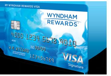 Wyndham Rewards® Visa® Card | Hotel Rewards | Barclays US