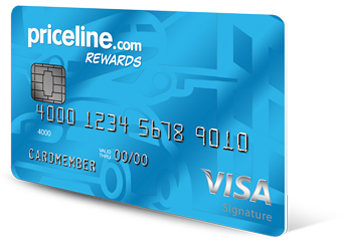 Image of the Priceline Rewards Visa Card