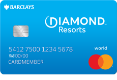 Diamond Resorts World Mastercard(Registered Trademark)