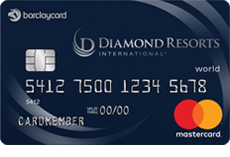 Image of the Diamond Resorts International® Mastercard®