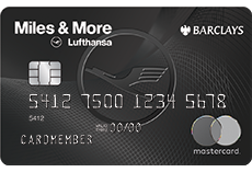 Lufthansa Miles & More(Registered Trademark) World Elite Mastercard(Registered Trademark)