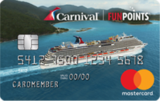 Image of the Carnival® World Mastercard® card