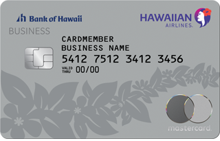 The Hawaiian Airlines® World Elite Business Mastercard®