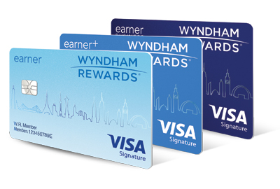 Wyndham Rewards® Earner℠ Cards