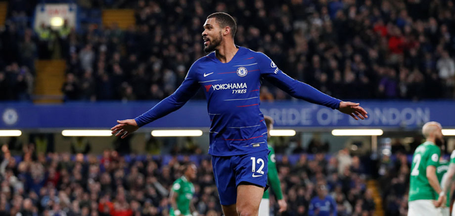 Chelsea Player Loftus Cheek